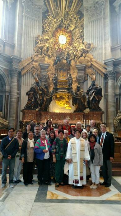 private group pilgrimages